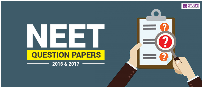 NEET Question Papers
