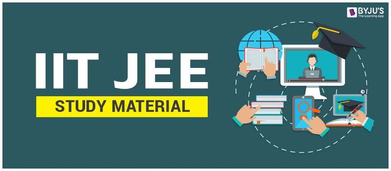 IIT JEE Study Material