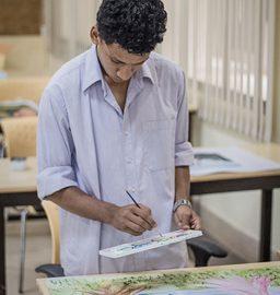 Anecdotes from an artist – Haren Pharshwan