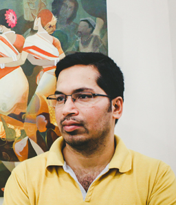 Srinivasulu Dulam – The Story of an Aesthetic Artist