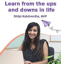 A Journey of Transforming Nemeses to Vindicators – Shilpi Kulshrestha