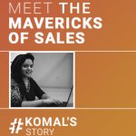 From a Shy & Nervous College Kid to a Confident Sales Manager, Discover Komal's Journey of Success at BYJU'S