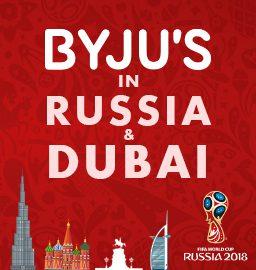 A Glimpse into the Amazing Team BYJU'S Russia – Dubai trip