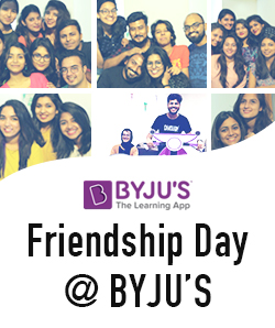 A Magical Friendship Day @ BYJU'S