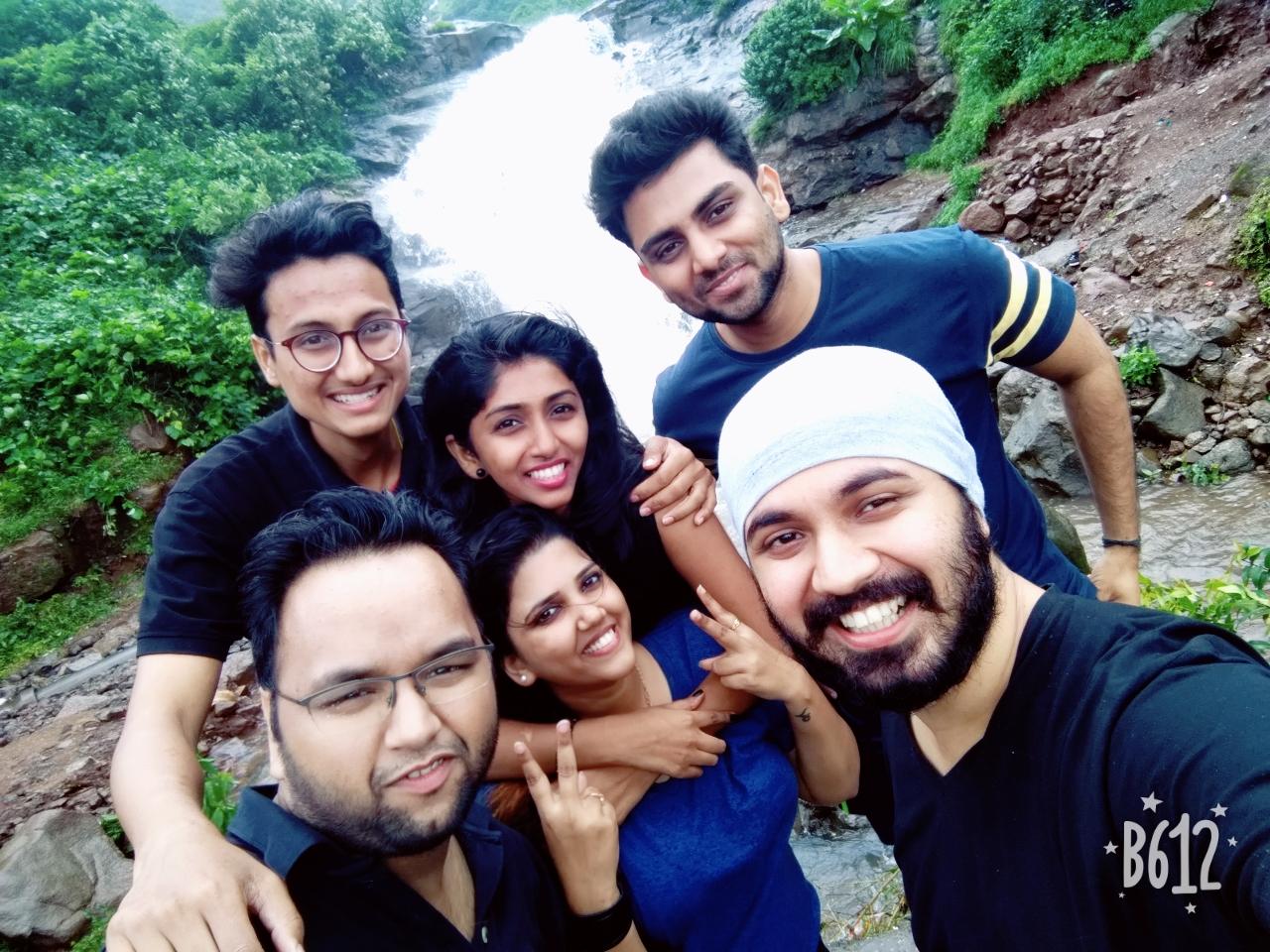 Rani & her friends