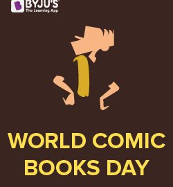 World Comic Book Day @ BYJU'S : A nostalgic walk down the memory lane