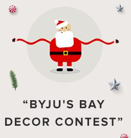 A christmassy tale of BYJU'S work bays