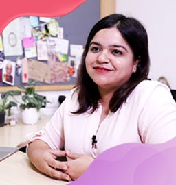 From designing apparels to creating design strategy for Edtech, Priyanka's art canvas feeds her obsessions