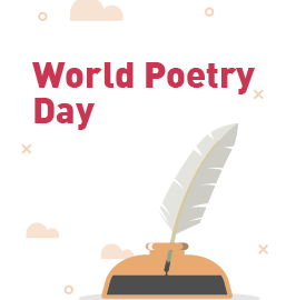 BYJUites shared captivating poems this World Poetry Day!