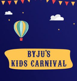 The BYJU'S Kids Carnival: When kids took over
