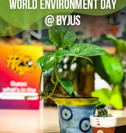How green is your life? Find out from BYJU'S Eco Scorecard : Environment Day at BYJU'S