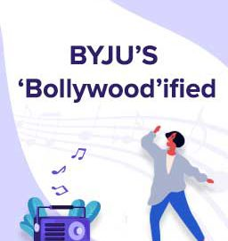 BYJU'S 'Bollywood'ified: An energetic flash mob surprise by BYJUites