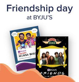 Friendship Day, the BYJU'S way