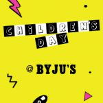Children's Day at BYJU'S: Colors, comics and all things nostalgic
