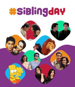 Which filmy sibling jodi are you? | Sibling Day