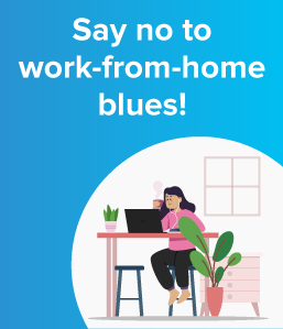 5 ways to reboot your WFH productivity