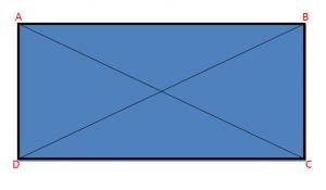 Rectangle- Diagonals