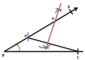Constructing Triangles