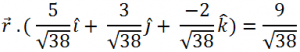 Equation of the Plane