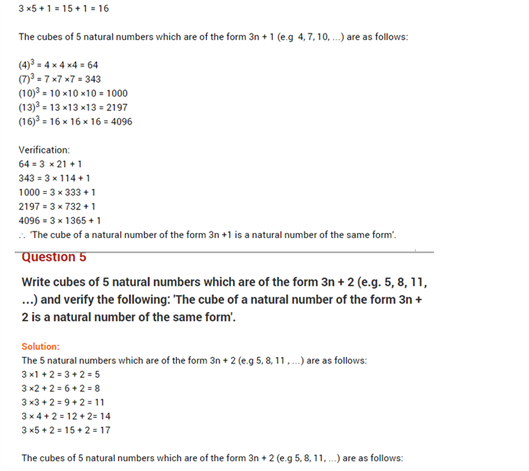 important questions class 8 maths chapter 7 cubes roots 3