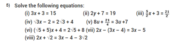 important questions class 9 maths chapter 3 coordinate geometry 5