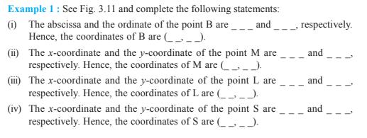 Coordinate Geometry Class 9