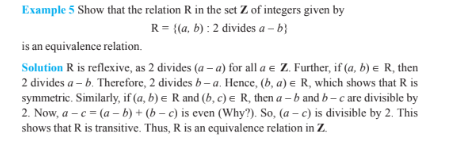 Relations And Functions For Class 12