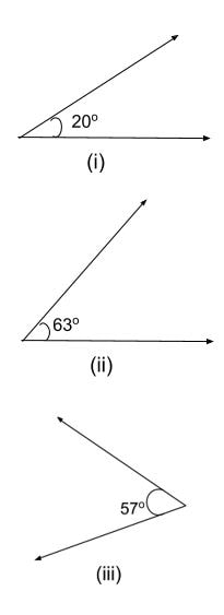 Chapter 5: Lines andAngles