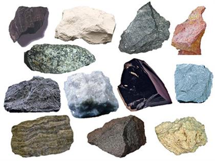 Types Of Rocks Igneous Sedimentary Rocks Metamorphic Rocks