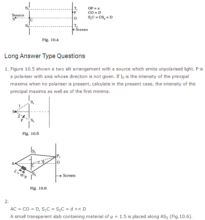 important questions class 12 physics chapter 9 ray optics optical instruments 2