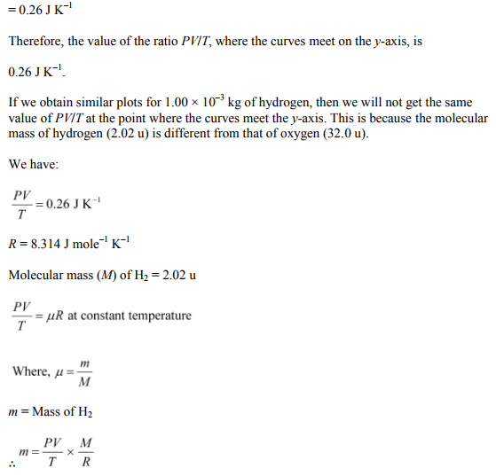 Physics Numericals Class 11 Chapter 13 7