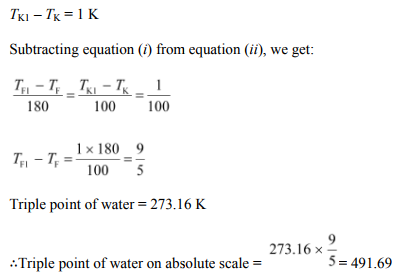 Physics Numericals Class 11 Chapter 11 12