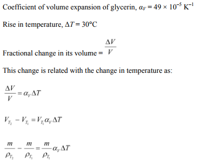 Physics Numericals Class 11 Chapter 11 33