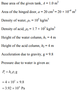 Physics Numericals Class 11 Chapter 10 55
