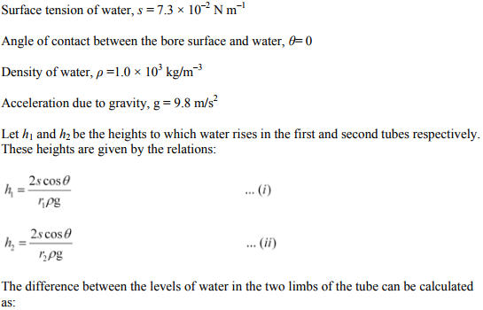 Physics Numericals Class 11 Chapter 10 87