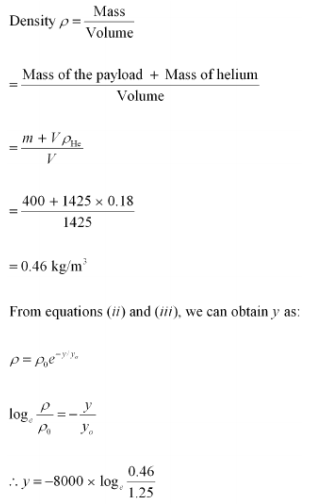 Physics Numericals Class 11 Chapter 10 94