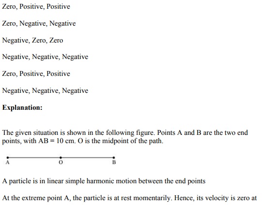 Physics Numericals Class 11 Chapter 14 15
