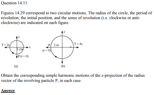 Physics Numericals Class 11 Chapter 14 36