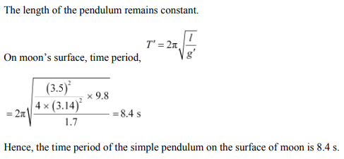 Physics Numericals Class 11 Chapter 14 59
