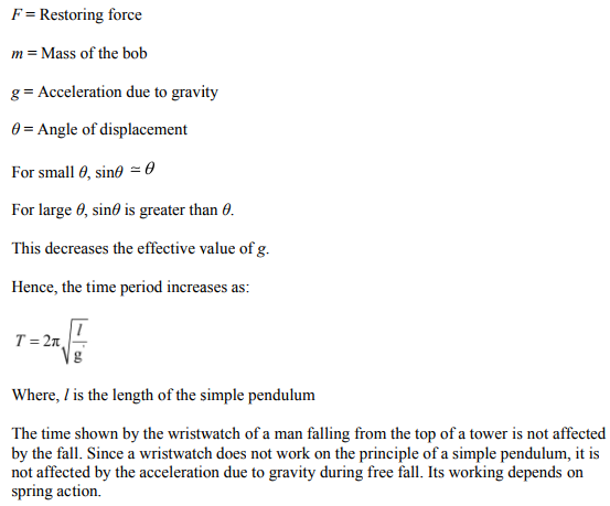 Physics Numericals Class 11 Chapter 14 63