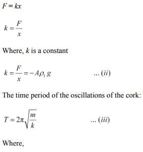 Physics Numericals Class 11 Chapter 14 70
