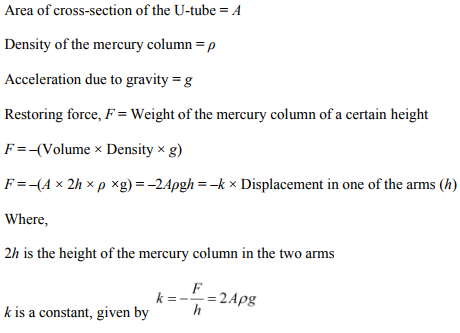 Physics Numericals Class 11 Chapter 14 73