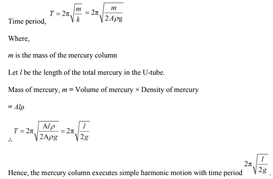Physics Numericals Class 11 Chapter 14 74