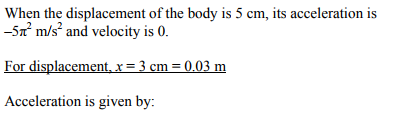 Physics Numericals Class 11 Chapter 14 96
