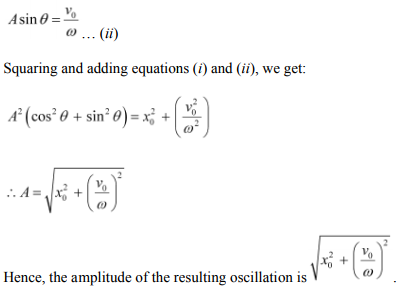 Physics Numericals Class 11 Chapter 14 102