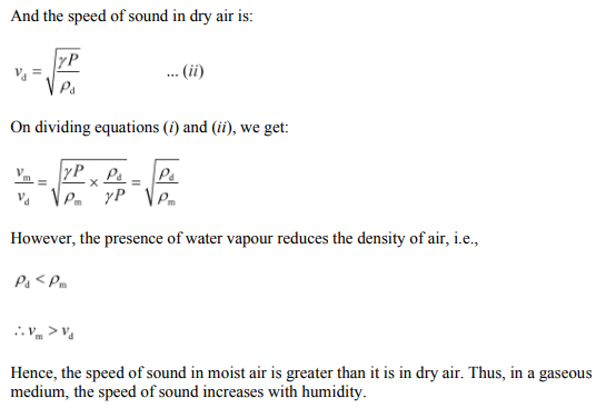 Physics Numericals Class 11 Chapter 15 15