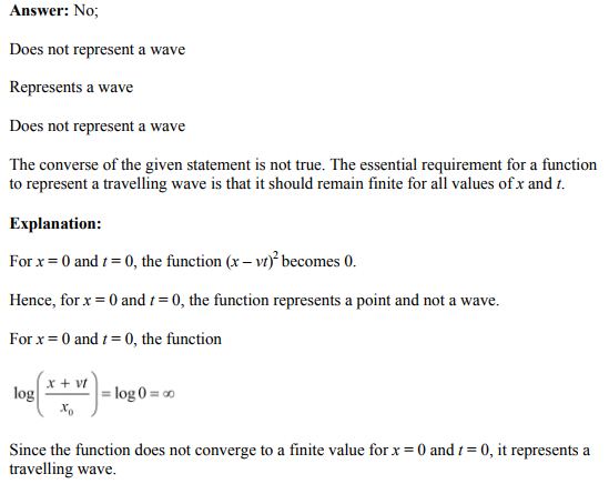 Physics Numericals Class 11 Chapter 15 17