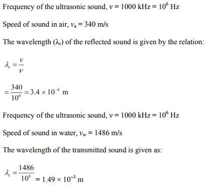 Physics Numericals Class 11 Chapter 15 20