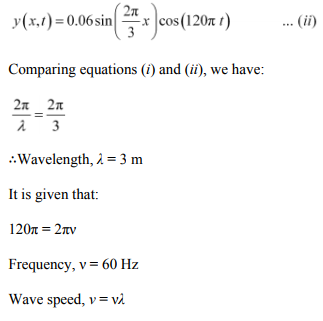 Physics Numericals Class 11 Chapter 15 37