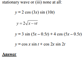 Physics Numericals Class 11 Chapter 15 44